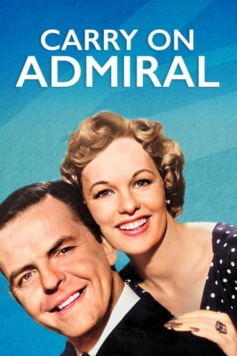Poster of Carry on Admiral