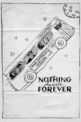 Nothing Lasts Forever movie poster