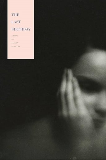 Poster of The Last Birthday