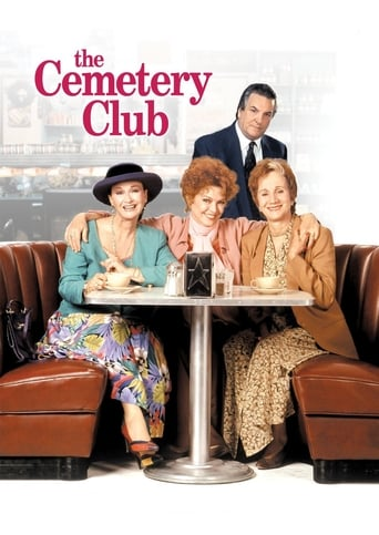 Poster of The Cemetery Club