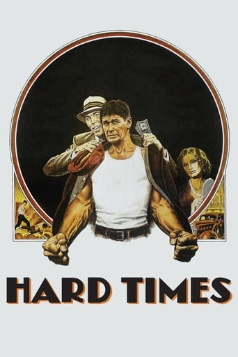 Poster of Hard Times
