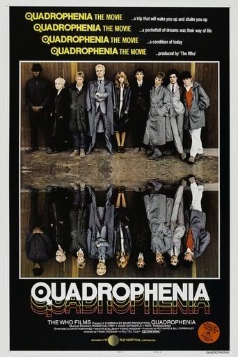 Poster of Quadrophenia