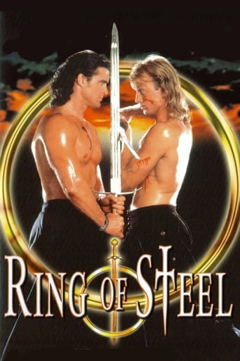Poster of Ring of Steel