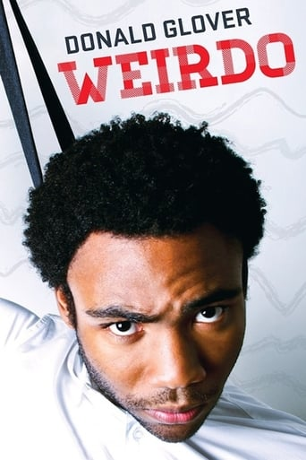 Watch Donald Glover: Weirdo Online