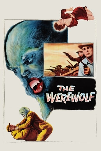 Poster of The Werewolf