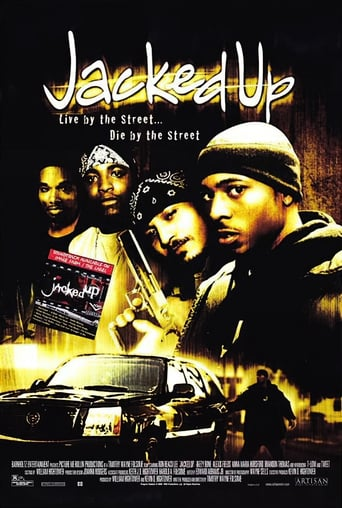 Poster of Jacked Up