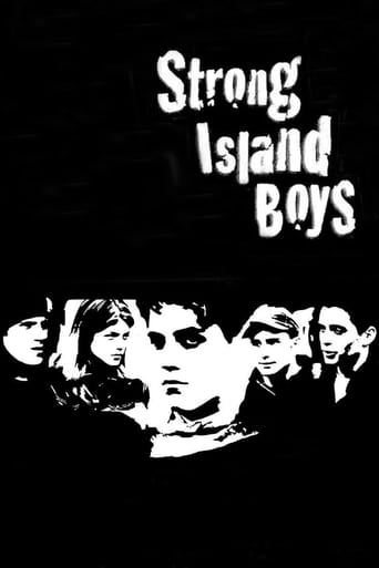 Poster of Strong Island Boys