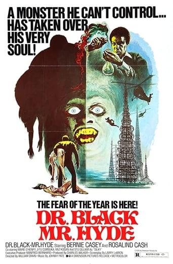 Poster of Dr. Black, Mr. Hyde