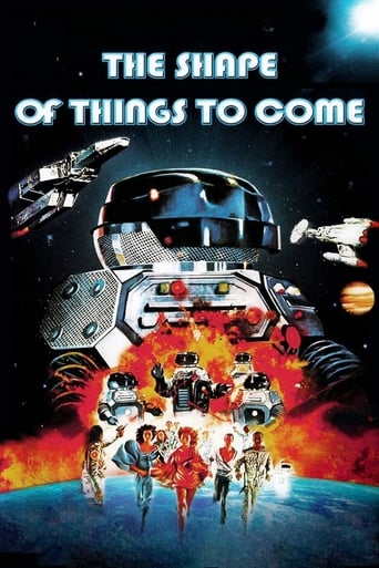 Poster of The Shape of Things to Come
