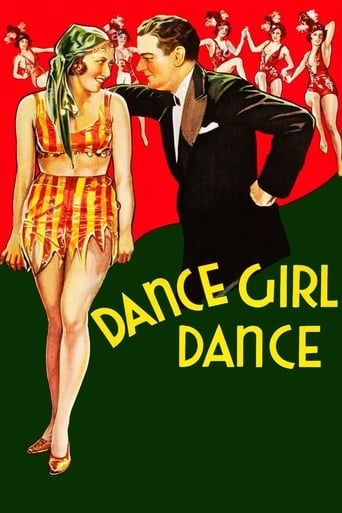 Poster of Dance, Girl, Dance