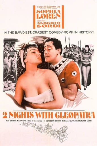 Poster of Two Nights with Cleopatra
