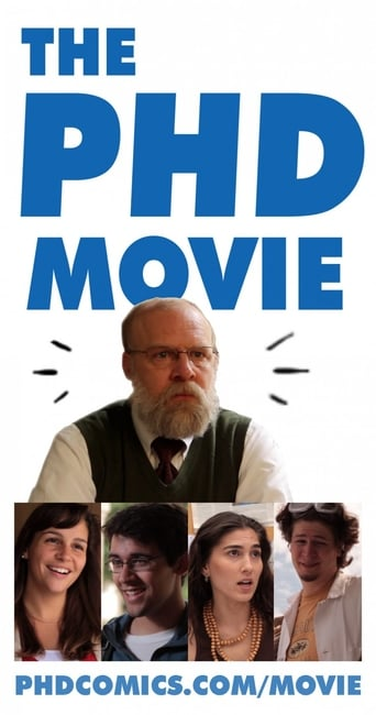 The PHD movie: Piled Higher and Deeper
