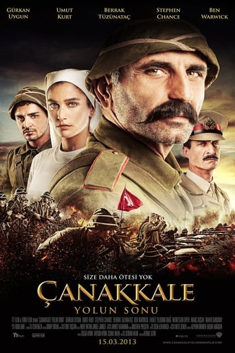 Poster of Gallipoli, la bataille des Dardanelles