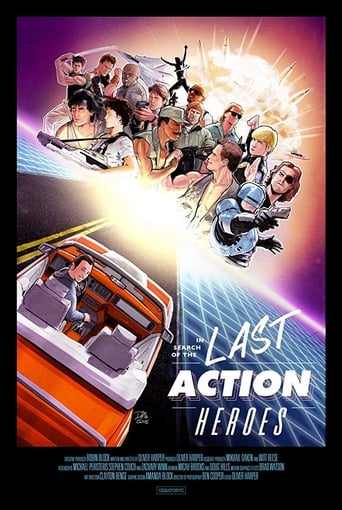 Poster of In Search of the Last Action Heroes