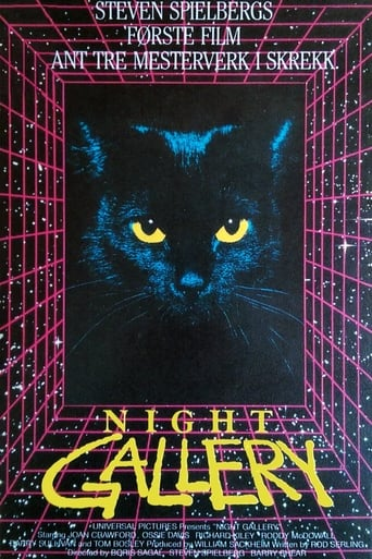 Poster of Night Gallery
