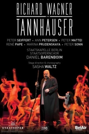Poster of Wagner Tannhäuser