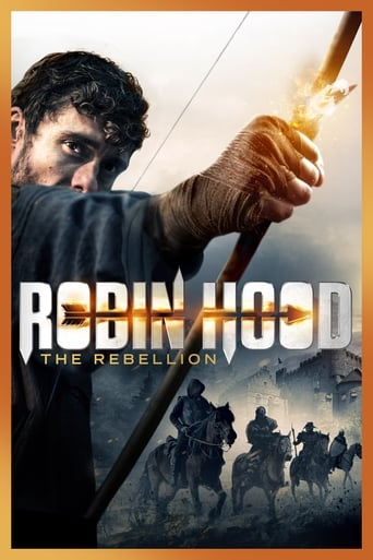 Poster of Robin Hood: The Rebellion