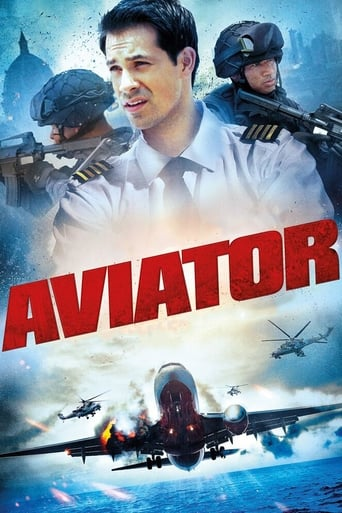 Aviator Movie Poster