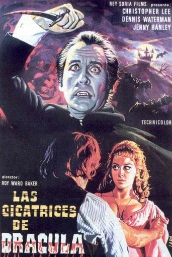 Poster of Las cicatrices de Drácula