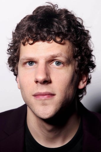 Jesse Eisenberg alias Lex Luthor (uncredited)