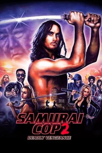 Poster of Samurai Cop 2: Deadly Vengeance