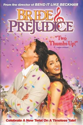 Poster of Bodas y prejuicios