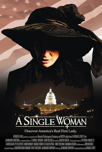 Poster of A Single Woman