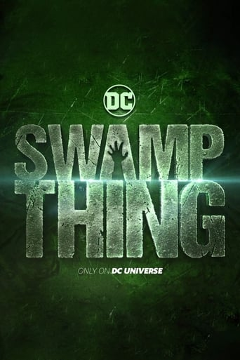 Swamp Thing Poster