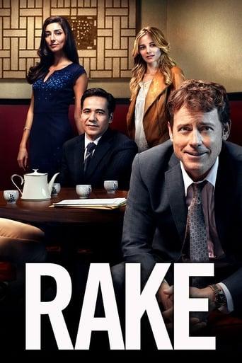 Poster of Rake
