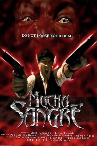 Mucha Sangre Movie Poster
