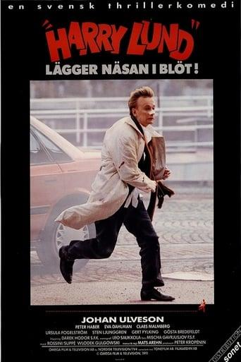 Poster of Harry Lund lägger näsan i blöt!