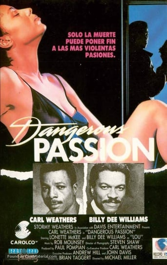 Poster of Dangerous Passion