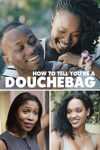 Poster of How To Tell You're A Douchebag