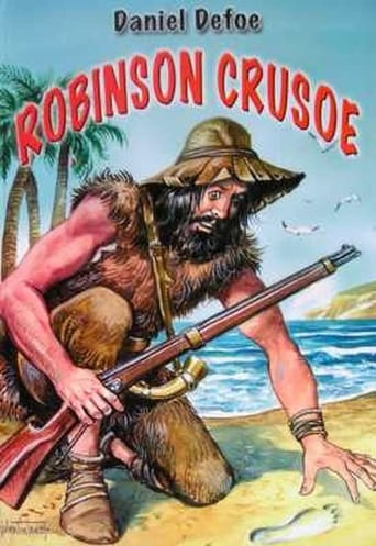 Adventures of Robinson Crusoe, a Sailor from York