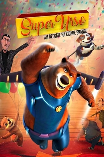 Super Urso: Um Resgate na Cidade Grande 2021 - Dual Áudio / Dublado WEB-DL 1080p