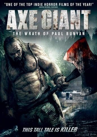 Axe Giant: The Wrath of Paul Bunyan (2013) - poster