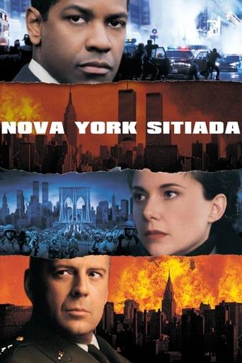 Poster of Nova York Sitiada