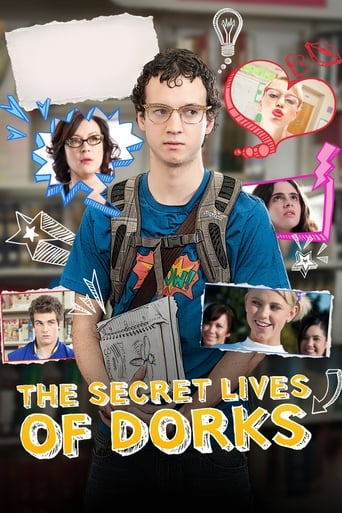 Poster of The Secret Lives of Dorks