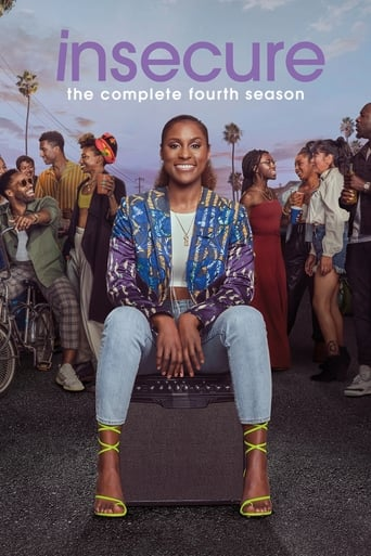 Insecure 4ª Temporada - Poster