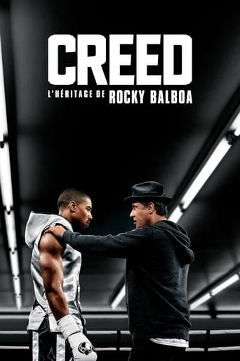 Poster of Creed : L'héritage de Rocky Balboa