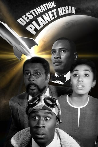 Poster of Destination: Planet Negro!