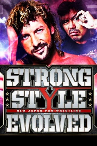 Poster of NJPW Strong Style Evolved