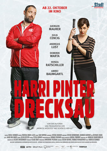 Harri Pinter, Drecksau Movie Poster
