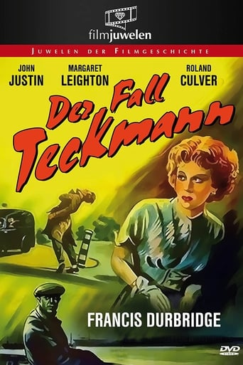 Poster of Der Fall Teckmann