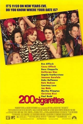 Poster of 200 Cigarettes