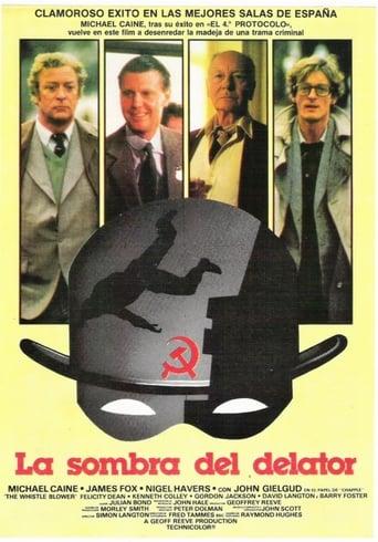 Poster of La sombra del delator