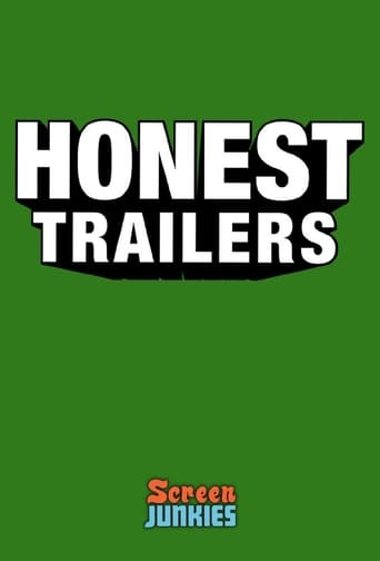 Poster of Honest Trailers