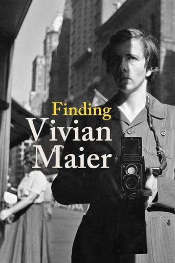 Finding Vivian Maier (2013) - poster