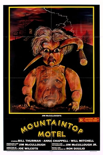 Poster of Mountaintop Motel Massacre