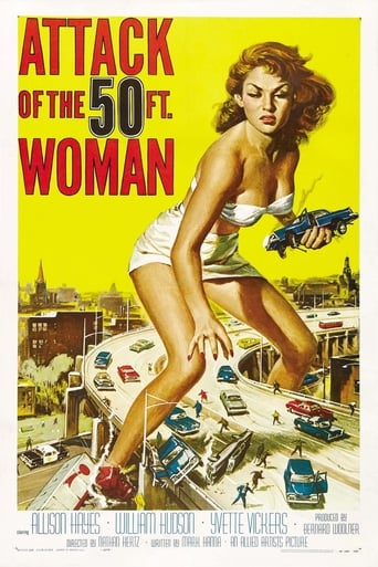 Watch Attack of the 50 Foot Woman Free Online Solarmovies